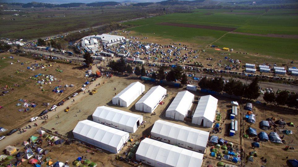 Νέους καταυλισμούς μεταναστών σε Θέρμη, Ευκαρπία, Γρεβενά ετοιμάζει η κυβέρνηση
