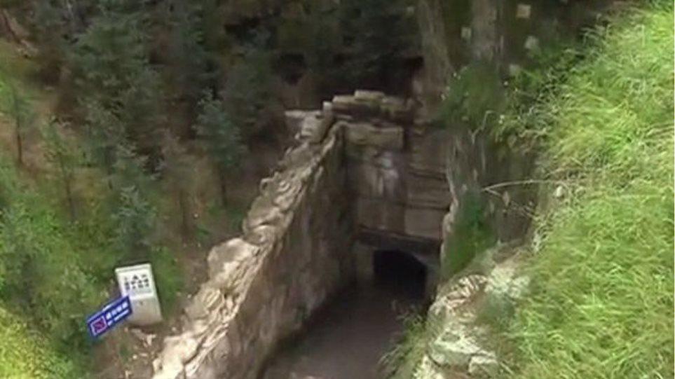 Κίνα: Αυτό που είναι βαθιά κρυμμένο στο σπήλαιο θα σας εκπλήξει