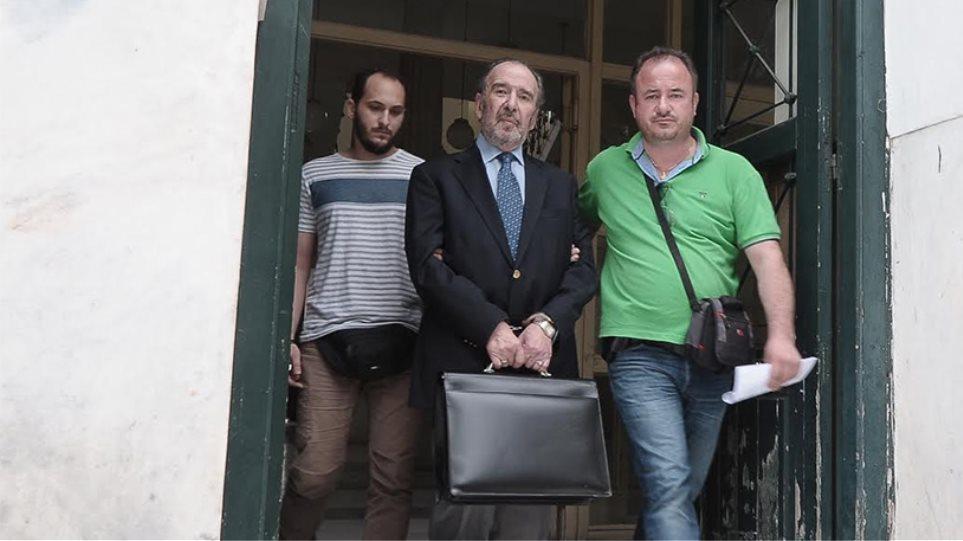 Προφυλακιστέος ο Ανδρέας Μαρτίνης που κατηγορείται για μίζες 3,2 εκατ.μάρκων