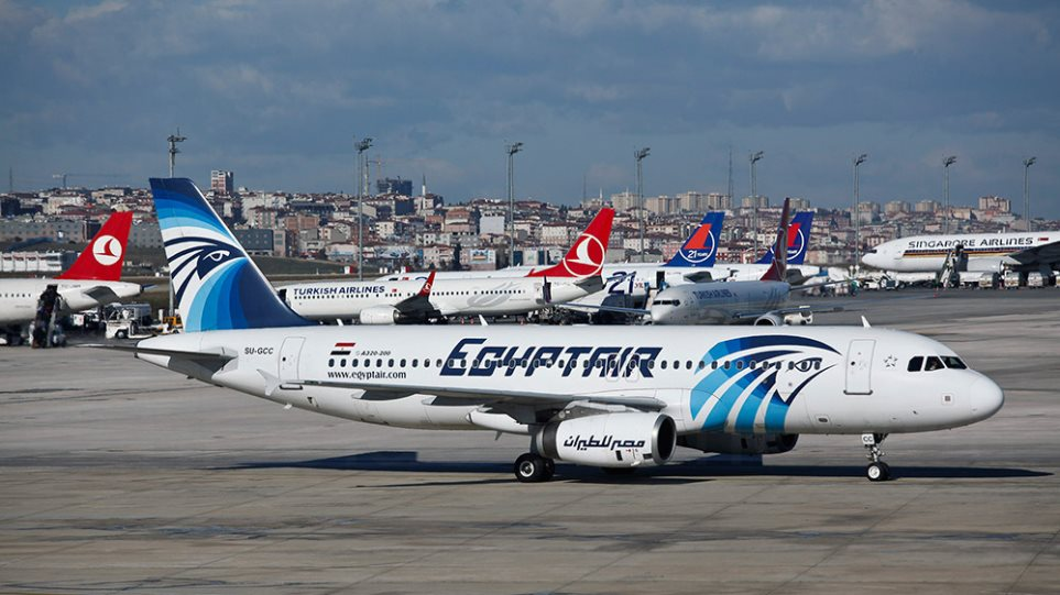 EgyptAir: Τα τρία δραματικά λεπτά πριν τη συντριβή