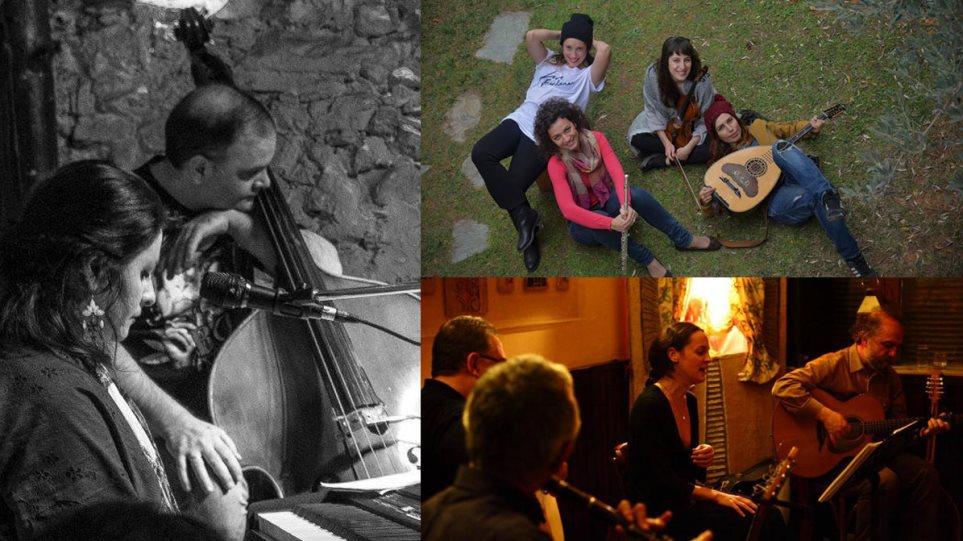 Η κέλτικη μουσική ανθίζει στην Ελλάδα