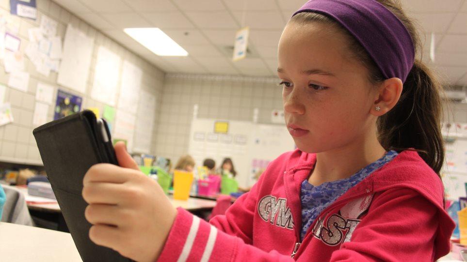 Οι μαθητές λένε ότι το iPad έχει θετικό αντίκτυπο στην εμπειρία μάθησης 4bbdb21d28c