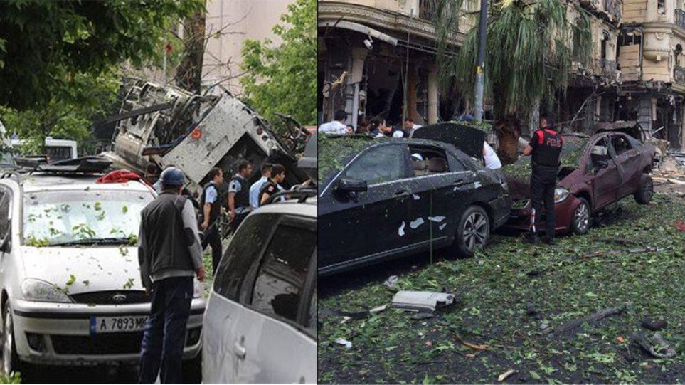 Πανικός στην Κωνσταντινούπολη: Έκρηξη με τουλάχιστον 12 νεκρούς στο κέντρο της Πόλης
