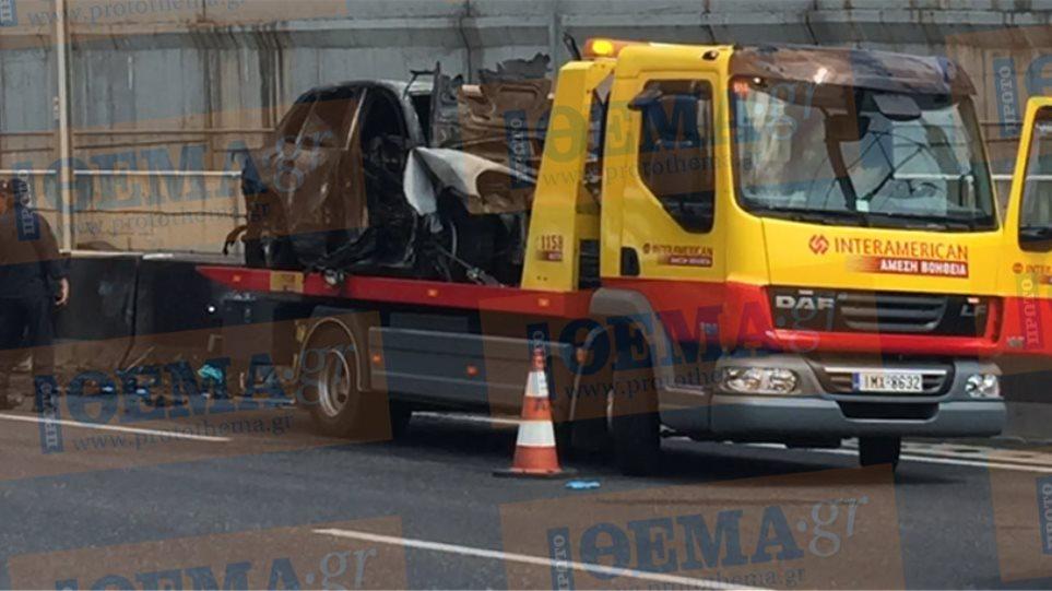 Ο Μαυρίκος της «Ακρόπολης» κάηκε ζωντανός μέσα στην Porsche του - Πυρκαγιά ή βόμβα;