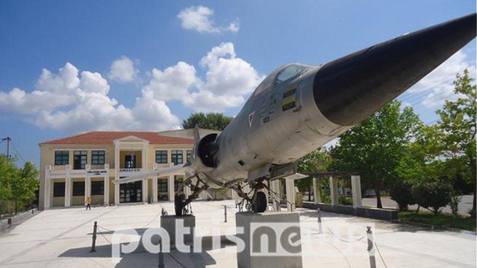 Τραγανό: Η κωμόπολη-πρότυπο με σήμα κατατεθέν το F-104