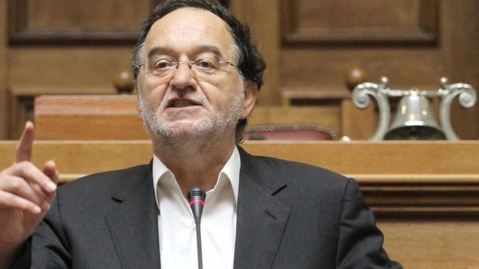 Λαφαζάνης: Σωσίβιο στον εκλογικό νόμο αναζητά η κυβέρνηση που καταρρέει