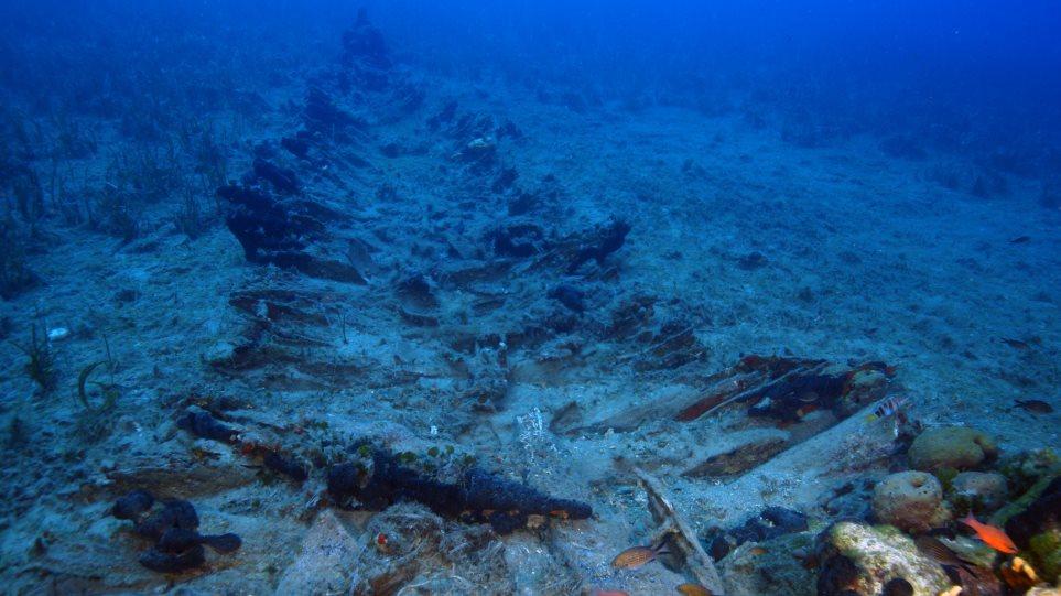 Βρέθηκαν ίχνη από 23 αρχαία ναυάγια στους Φούρνους Ικαρίας