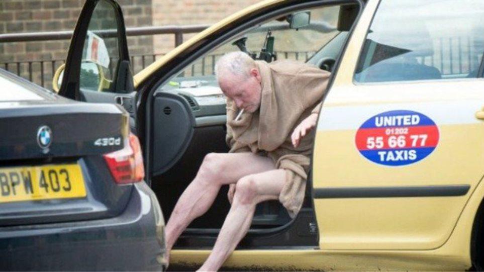 Σε άθλια κατάσταση και γυμνός στους δρόμους ο Γκασκόιν