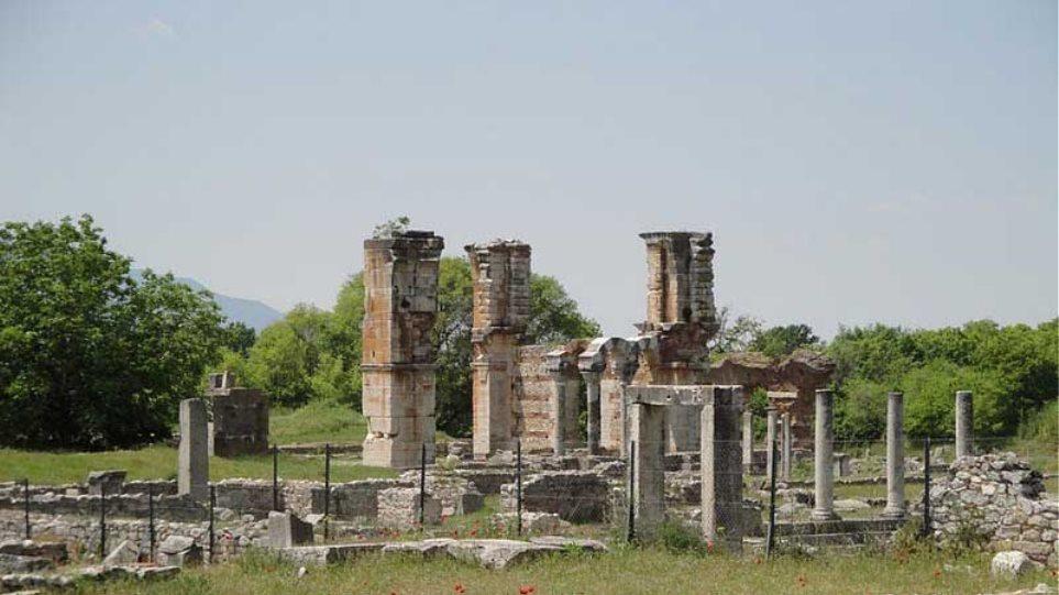 Στον κατάλογο της UNESCO ο Αρχαιολογικός χώρος των Φιλίππων