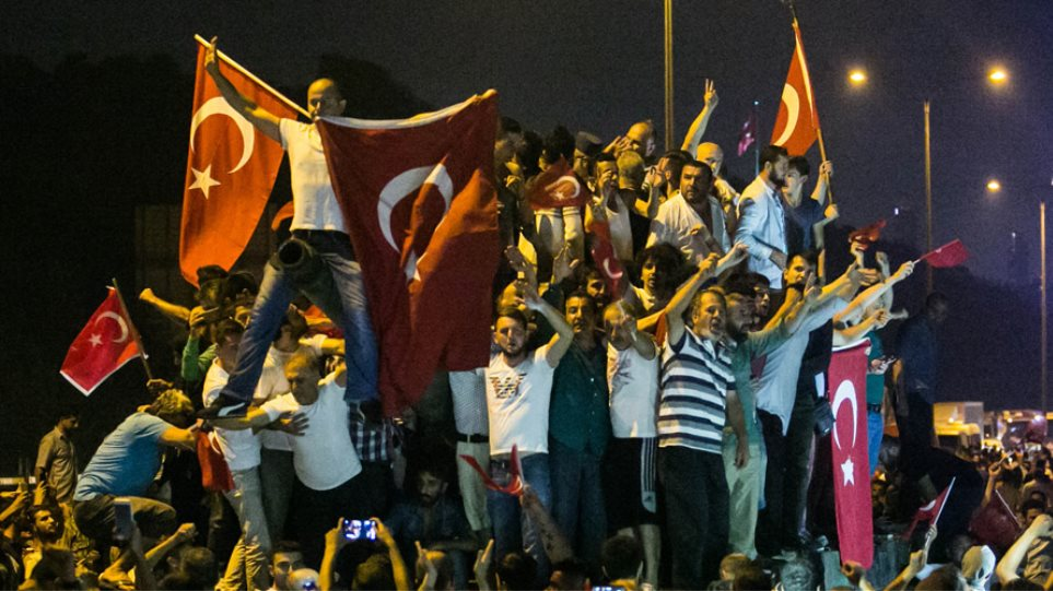 Γιατί απέτυχε το πραξικόπημα στην Τουρκία