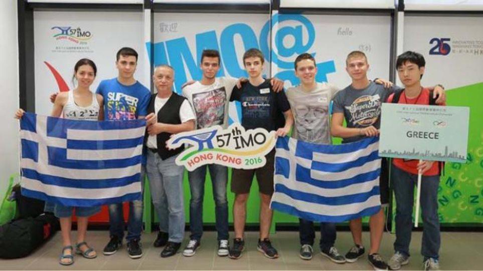 Nέες επιτυχίες Ελλήνων μαθητών στην 57η Διεθνή μαθηματική Ολυμπιάδα