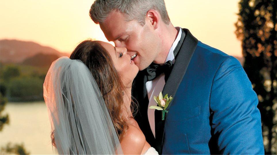 Γάμος δεν dating σκηνή φιλί