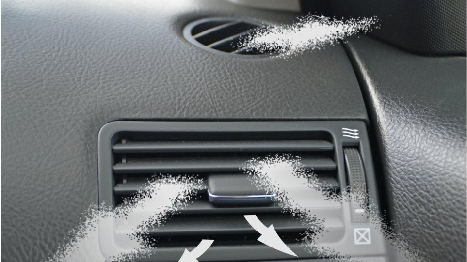 602582b5f60 Προσοχή στον κλιματισμό του αυτοκινήτου