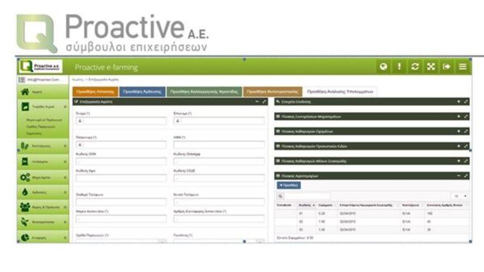 Ελληνική εφαρμογή από την Κρήτη «προνοεί» για τον αγρότη