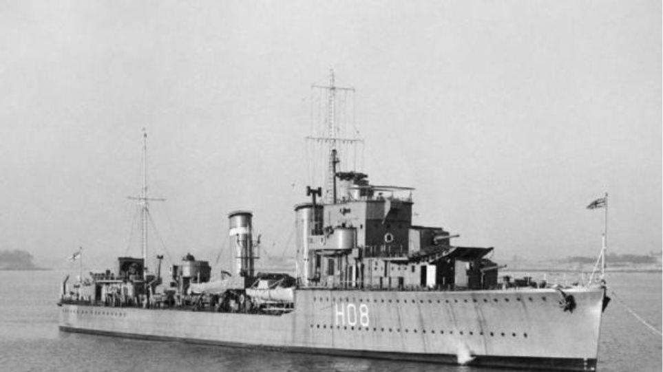 Το έπος του αντιτορπιλικού «Αδρίας» και οι ομοιότητες με το υποβρύχιο «Κατσώνης»
