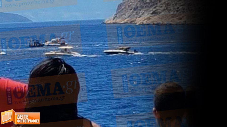 Αυτόπτης μάρτυρας από την Αίγινα: Άλλοι κολυμπούσαν και άλλοι είχαν πνιγεί
