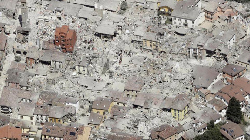 Τουλάχιστον 80 νεκροί και δεκάδες αγνοούμενοι από τα φονικά Ρίχτερ στην Ιταλία