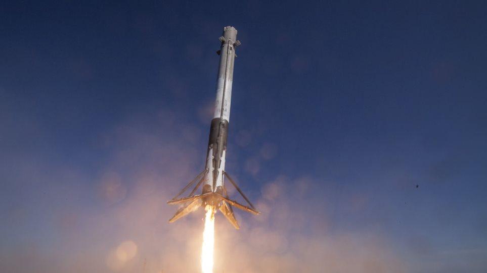 Έκρηξη σε δοκιμαστική εκτόξευση πυραύλου της SpaceX