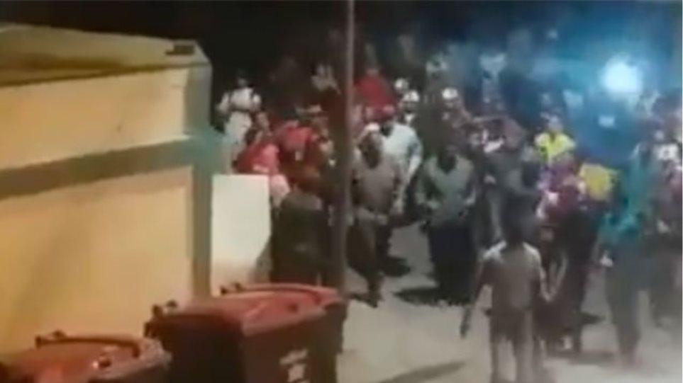 Βενεζουέλα: Διαδηλωτές πήραν στο κυνήγι τον Μαδούρο