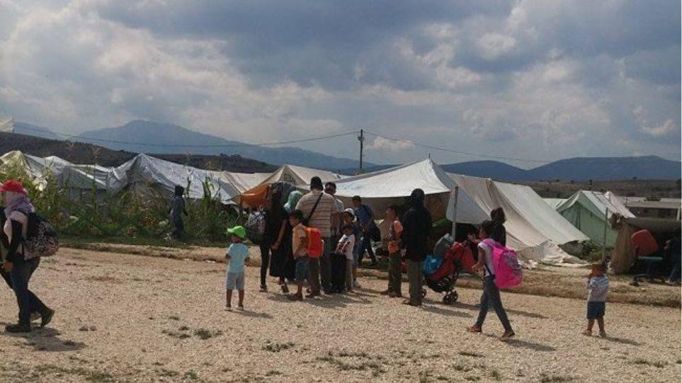 Ιωάννινα: Ένταση και πάλι στον καταυλισμό του Κατσικά