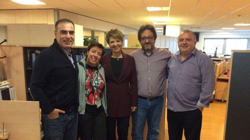 Ειρήνη Σαββοπούλου σε Πολάκη: Εγώ τη γλίτωσα λόγω Όλγας;