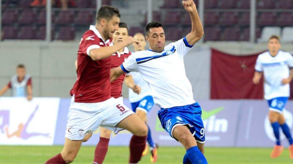 Λάρισα – Ηρακλής 2-2: Ο Ντεγκρά πέταξε τη νίκη για την ΑΕΛ!