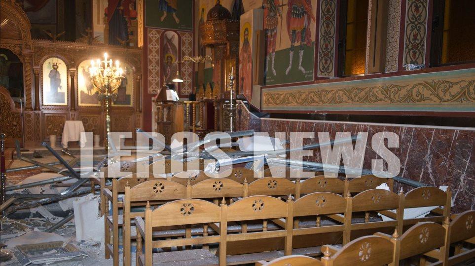 Παραλίγο τραγωδία στη Λέρο - Άργησε η νύφη και... σώθηκαν οι καλεσμένοι!