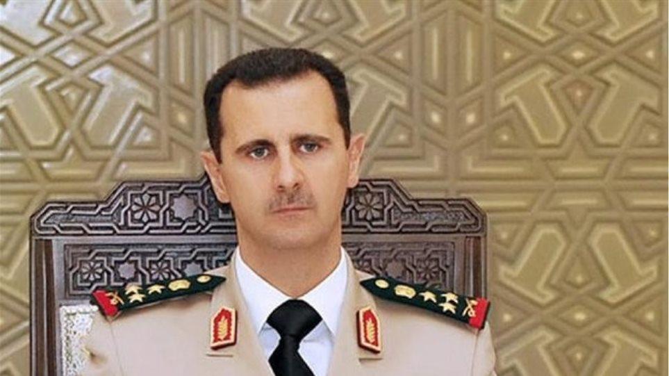 Άσαντ: Θα πάρουμε πίσω όσες περιοχές της Συρίας ελέγχονται από άλλους