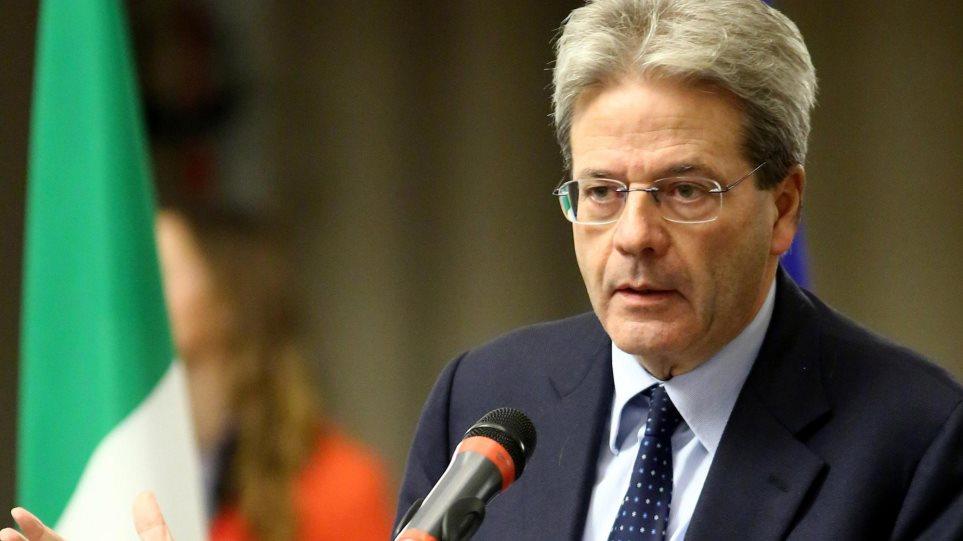 Η Ιταλία τάσσεται κατά των εγγυήσεων τρίτων χωρών στην Κύπρο