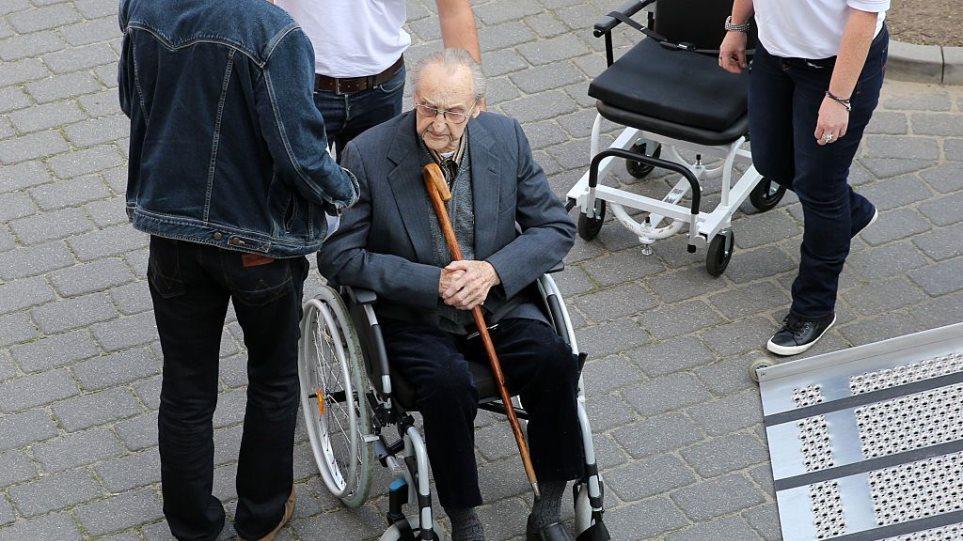 Γερμανία: 95χρονος ναζί δικάζεται για εγκλήματα στο Άουσβιτς