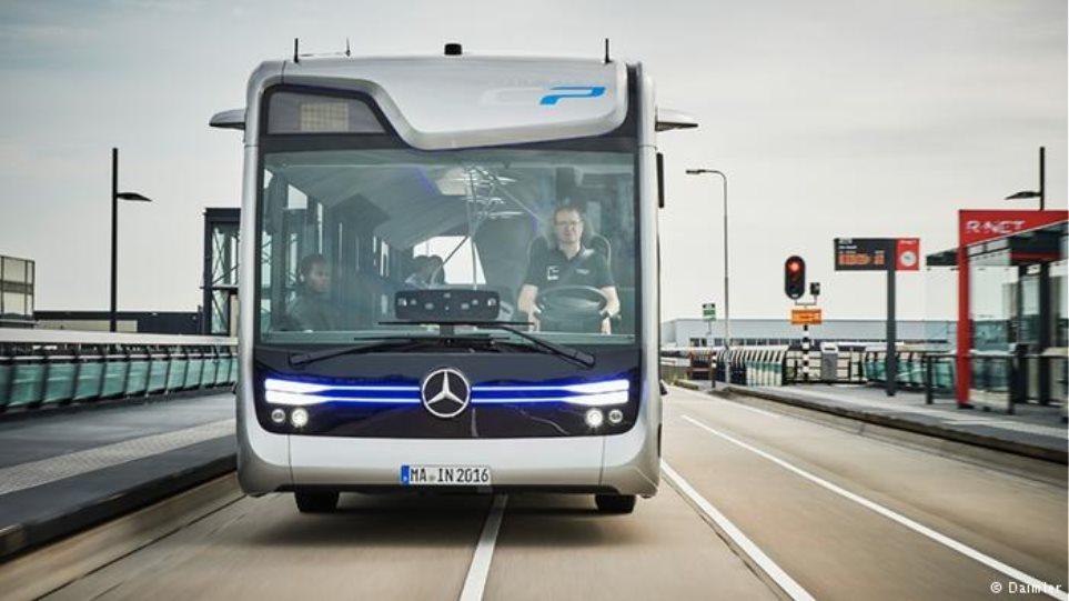 Γερμανία: Αναζητά απεγνωσμένα οδηγούς για τις συγκοινωνίες της