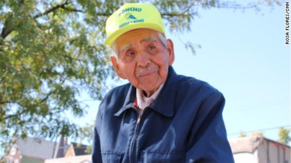 Απίστευτη ιστορία: Ένας 89χρονος παγωταζής, τα ορφανά εγγόνια και μια δωρεά 200.000!