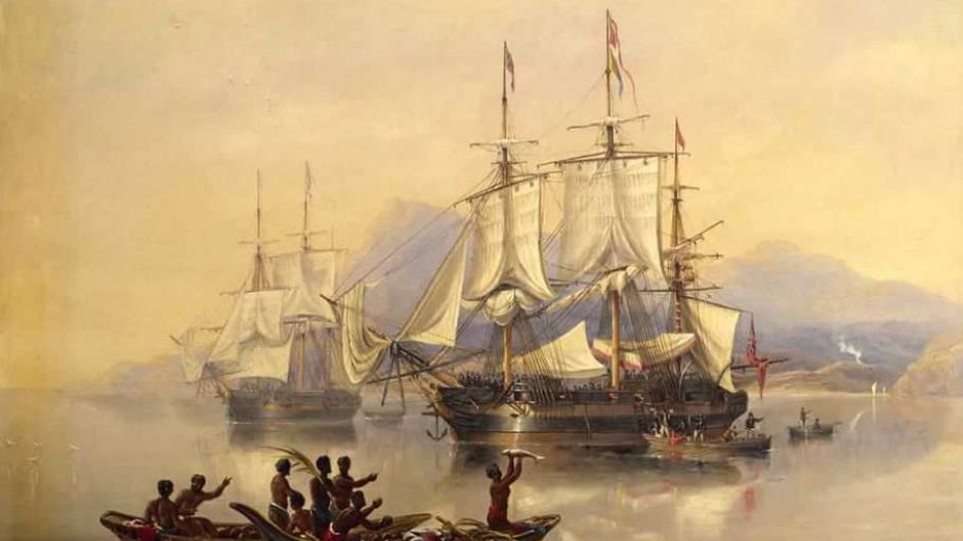 Επιστήμονες: Βρήκαμε πλοίο της μυθικής αποστολής του σερ Φράνκλιν στην Αρκτική!