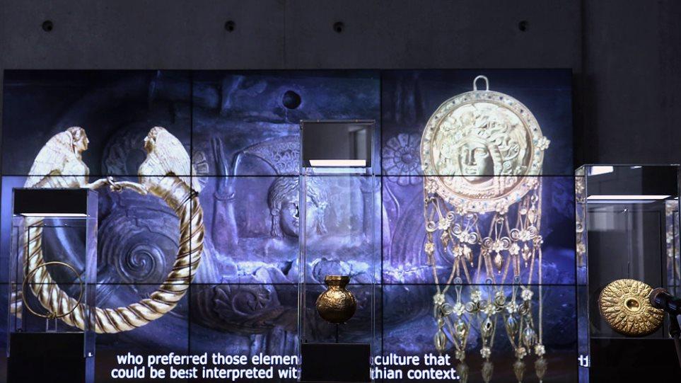 Με εντολή Πούτιν: Θησαυροί από το Ερμιτάζ στο Βυζαντινό και Χριστιανικό Μουσείο