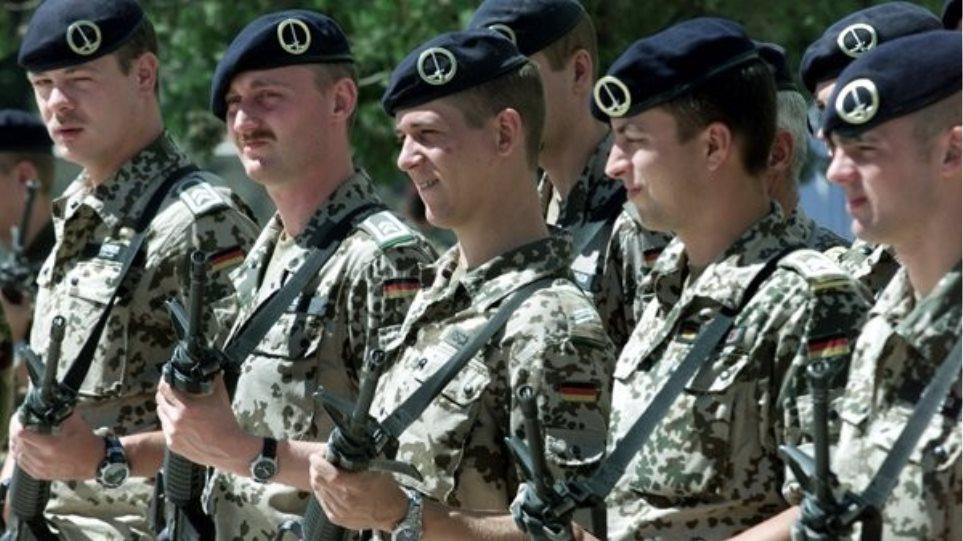 Η Γερμανία στέλνει 650 στρατιώτες στις χώρες της Μεσογείου