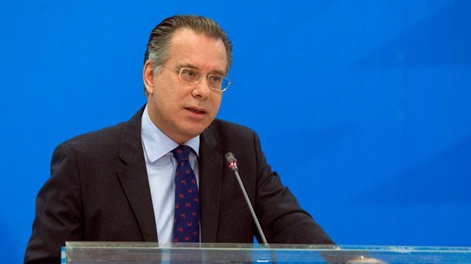 ΝΔ: Κορυφή του παγόβουνου της κυβερνητικής ανεπάρκειας η παραίτηση Βουδούρη