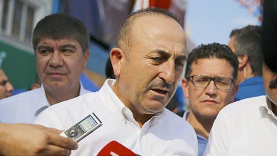 Μεβλούτ Τσαβούσογλου: Ο πρέσβης των ΗΠΑ δεν είναι κυβερνήτης της Τουρκίας