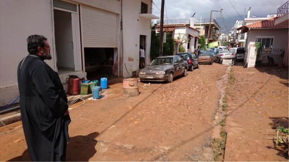 Μεσσηνία: Άστεγες 200 οικογένειες - Στους δρόμους 1.000 πλημμυροπαθείς