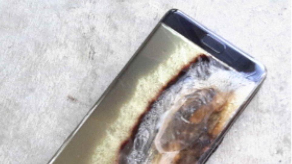 ΗΠΑ: 6χρονος έπαθε εγκαύματα όταν ένα Galaxy Note 7 εξερράγη στα χέρια του!