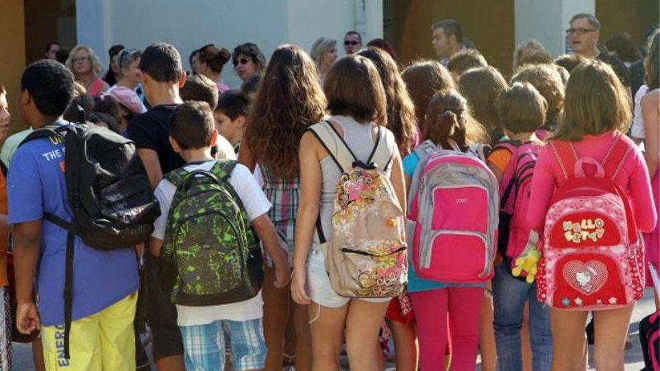 31a8c493006 Βαριές σχολικές τσάντες - τι κινδύνους