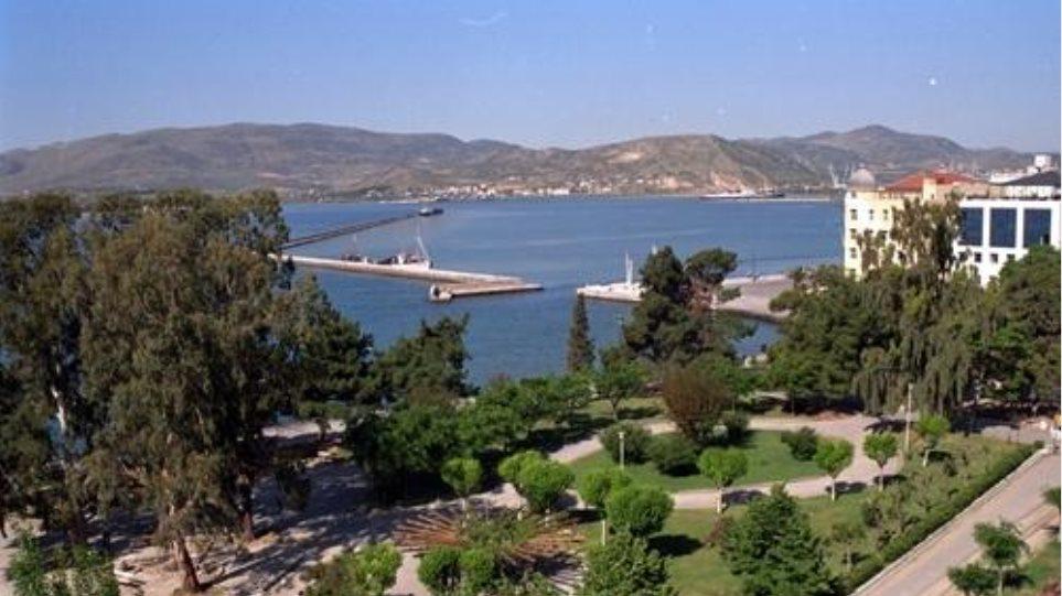 Βόλος: Σε άντρο διακίνησης ναρκωτικών έχει μετατραπεί το πάρκο στο λιμάνι
