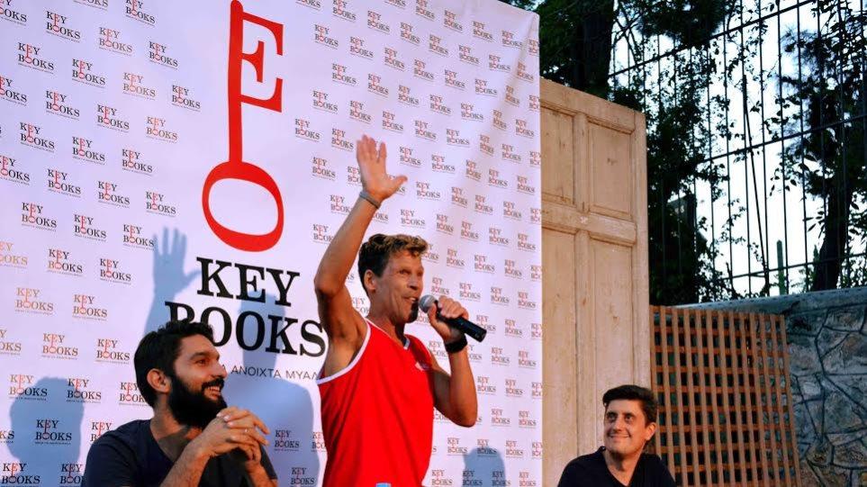 Dean Karnazes: Ο πιο διάσημος αθλητής του κόσμου στην Ελλάδα