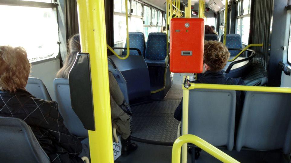 Δίνουν πριμ στους οδηγούς λεωφορείων για να ελέγχουν τα εισιτήρια