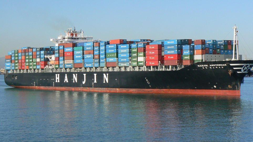 Hanjin Shipping: Κλυδωνισμοί στην παγκόσμια ναυτιλία από την κατάρρευση του κορεατικού κολοσσού