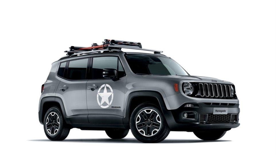 Η Jeep... πετάει στην Τανάγρα