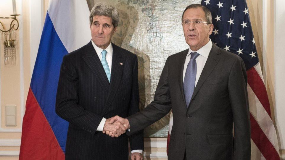 Συρία: Συμφωνία Κέρι-Λαβρόφ για 48ωρη παράταση της εκεχειρίας