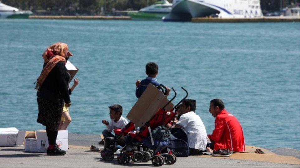 Συνολικά 54 μετανάστες έφτασαν το τελευταίο 24ωρο στο βόρειο Αιγαίο