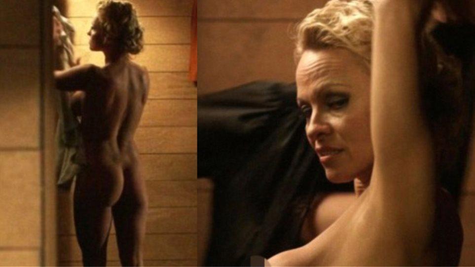 Βίντεο: Η Pamela Anderson δεν αφήνει τίποτα στη φαντασία στο τρέιλερ της νέας της ταινίας