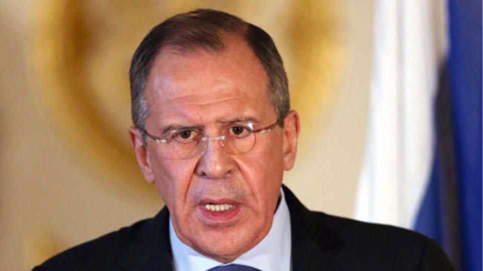 Ο Λαβρόφ πετάει το «μπαλάκι» στις ΗΠΑ για τη Συρία