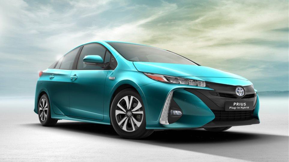 Το Prius plug-in με μεικτή κατανάλωση 1,4 lt/100 km!